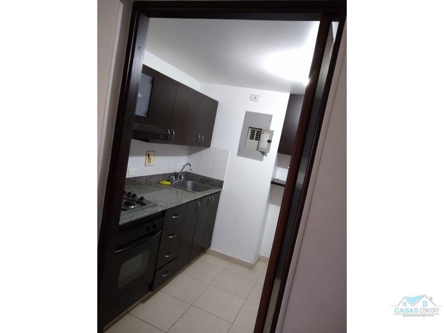apartamento en venta en loma de los bernal medellin