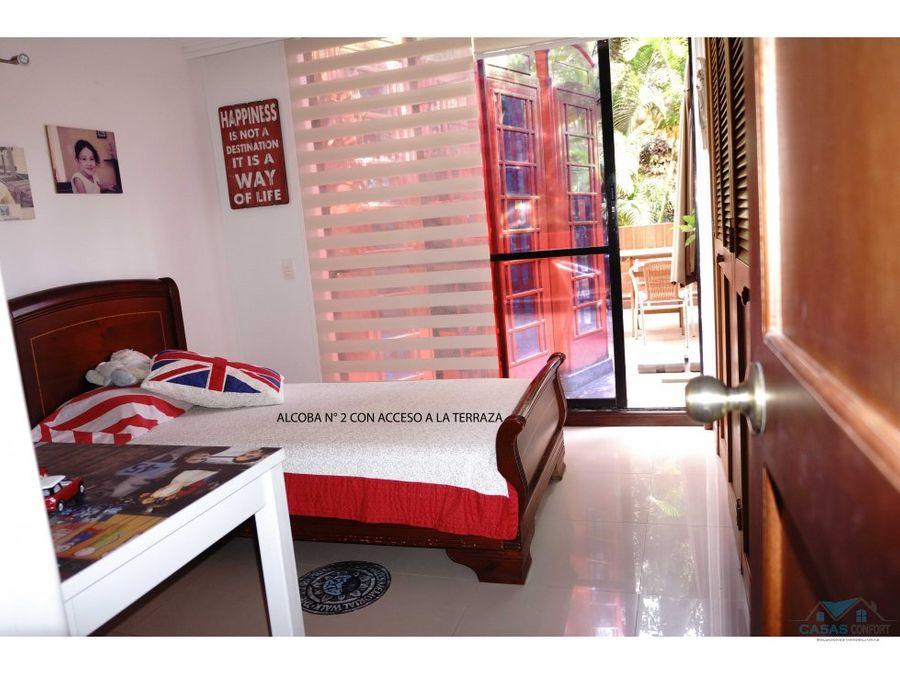apartamento para la venta en el campestre poblado