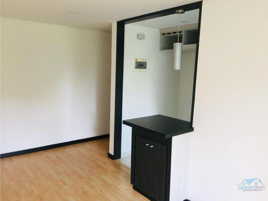 apartamento en venta medellin loma de los bernal