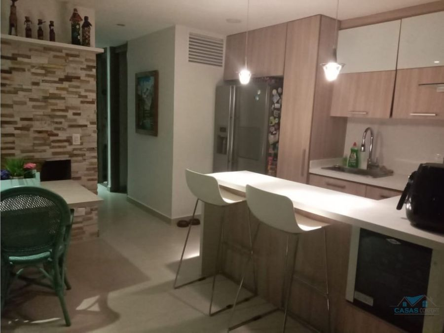 apartamento en venta en el poblado palmas
