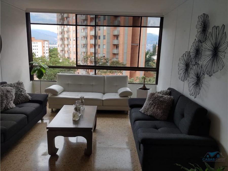 apartamento en venta medellin patio bonito