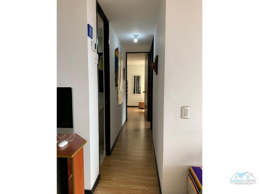 apartamento en la venta en ciudad del rio medellin