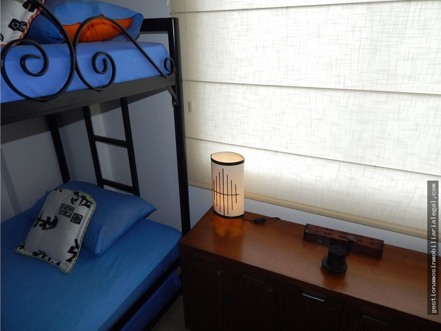 renta de apartamento amoblado