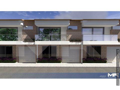 venta de casas proyecto nuevo santa rosa de cabal