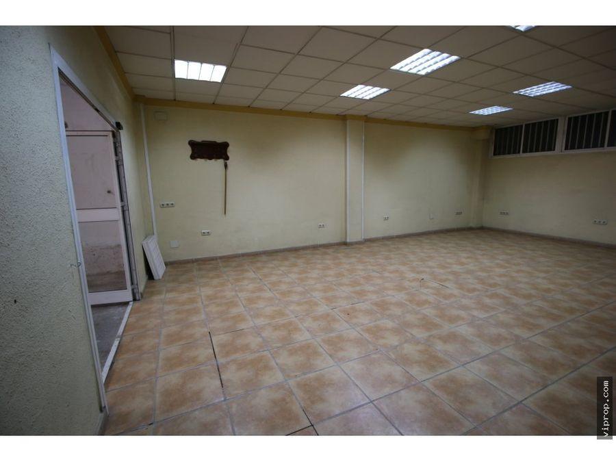 oficina en calle alfarnate malaga