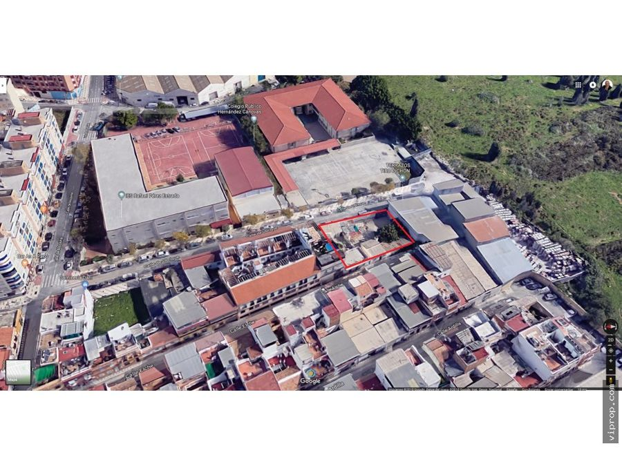 parcela en calle ubique malaga