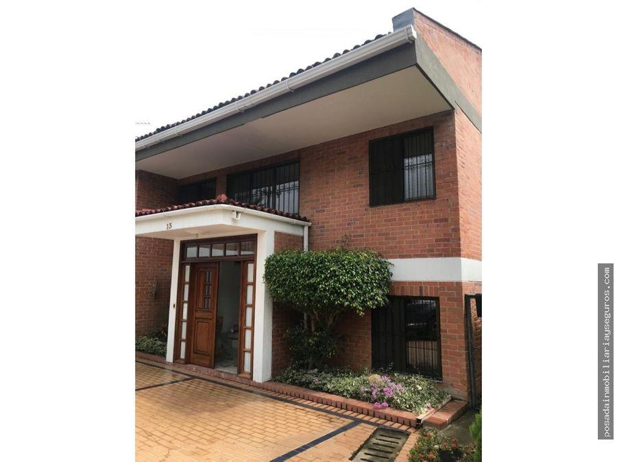 venta casa pance campestre condominio