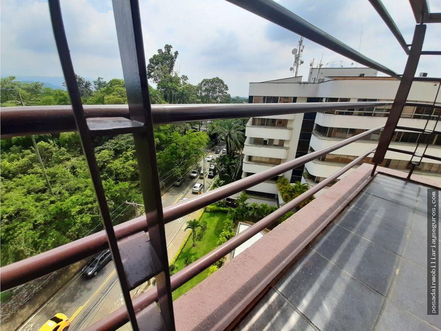 venta apartaestudio amoblado dos ambientes sector ciudad jardin
