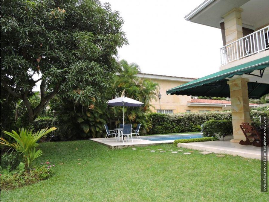 venta casa condominio alto ciudad jardin