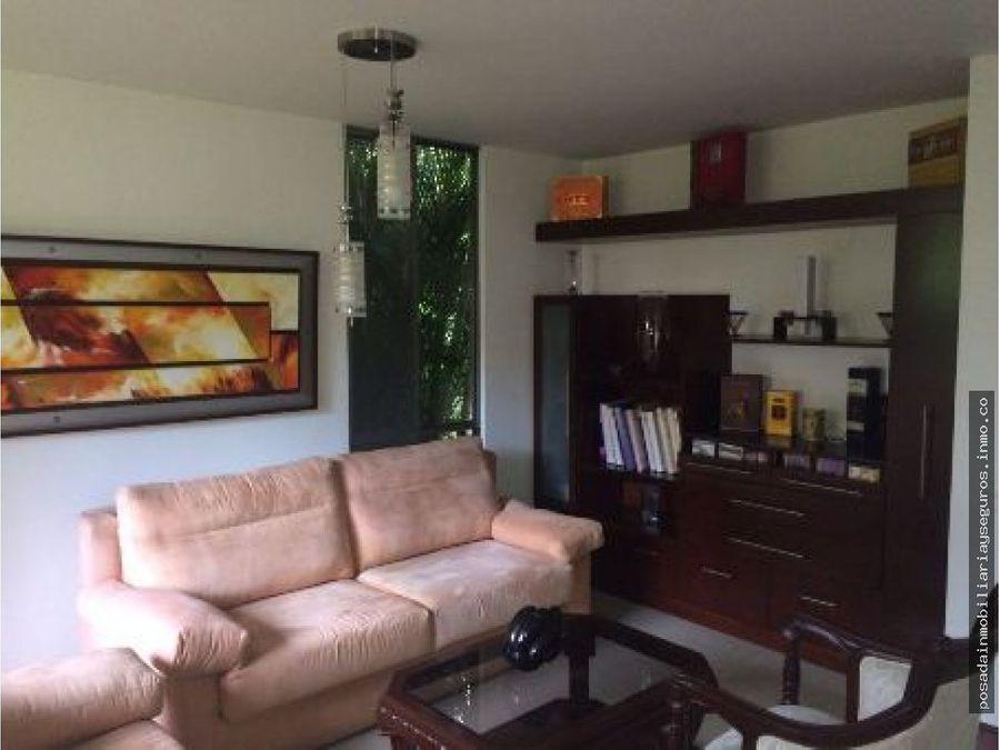 vendo casa condominio pance