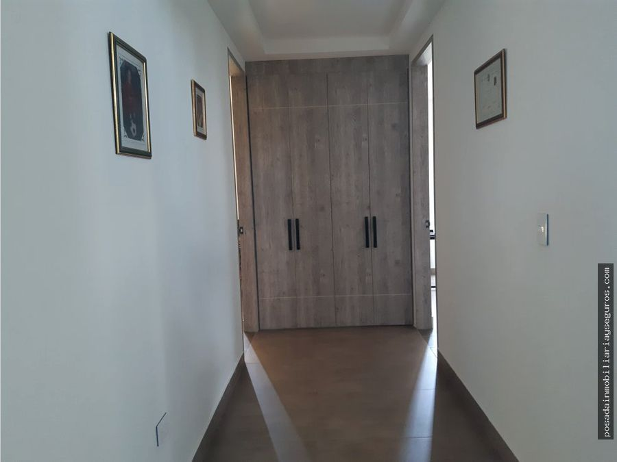 venta casa campestre en armenia de un piso