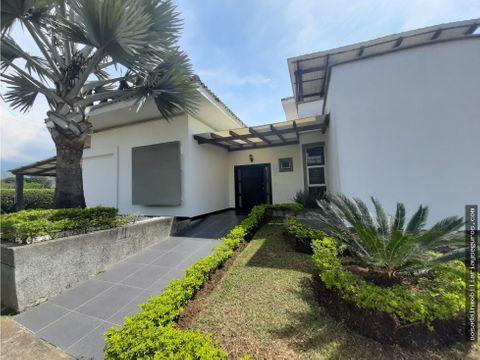 venta casa sur cali condominio campestre sector jamundi alfaguara