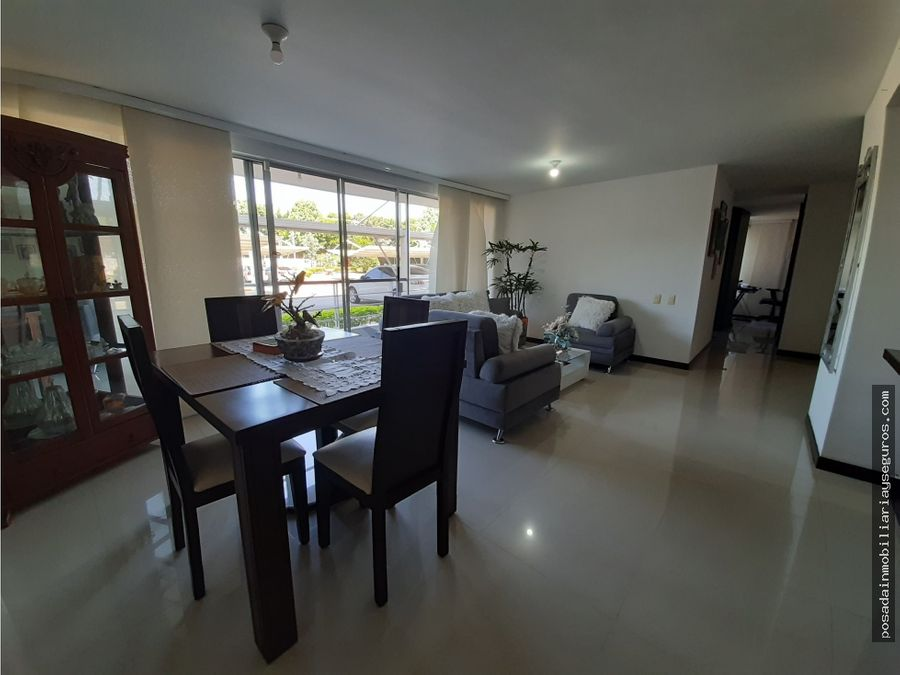venta apartamento sur cali sector ciudad jardin