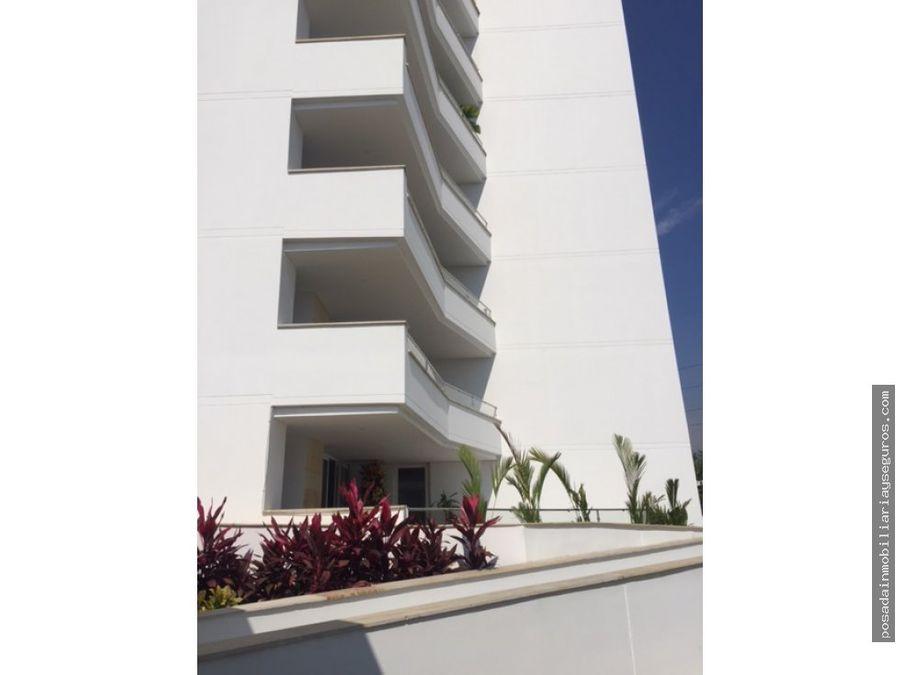 alquila apartamento moderno alto pance