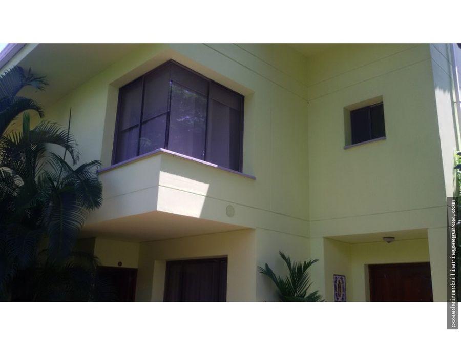 venta casa pance condominio campestre