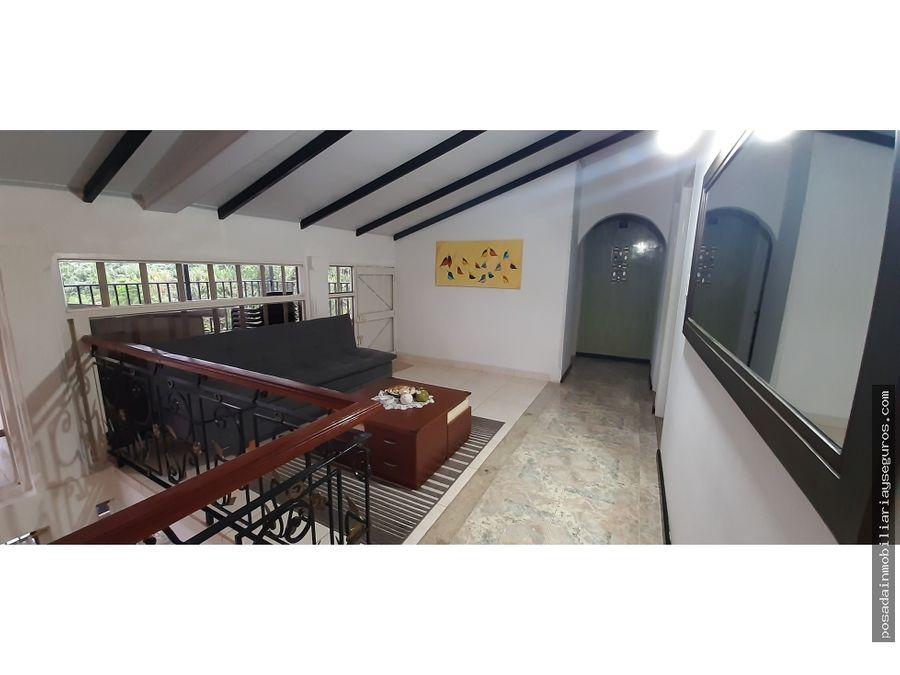venta casa campestre en armenia sector caimo