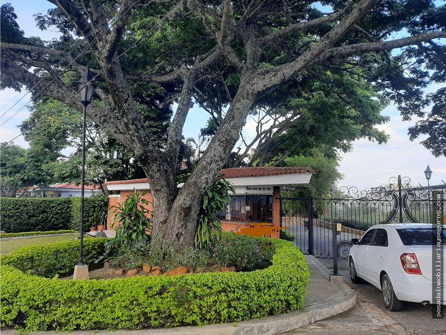 venta casa condominio campestre altos de ciudad jardin