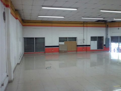 se alquila local comercial en barrio concepcion