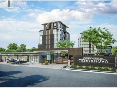 se alquila condominio en terranova sps