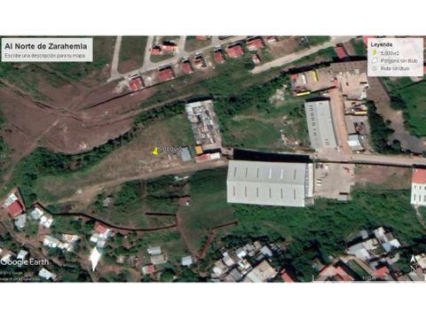 se alquila terreno anillo periferico tegucigalpa