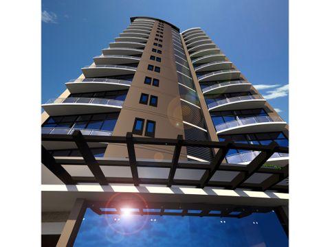 se vende o se alquila apartamento amueblado en torre vista 1432