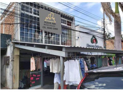 se vende edificio en la kennedy tegucigalpa