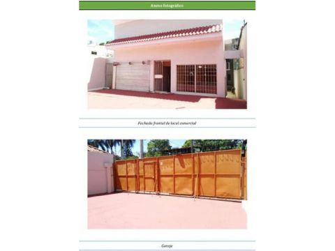 se vende local comercial en la colonia palmira