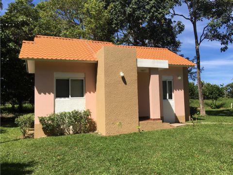 venta de bonita casa en complejo eco beach resort
