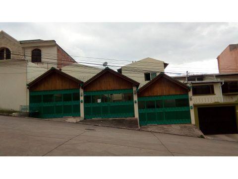 se vende edificio en residencial la hacienda