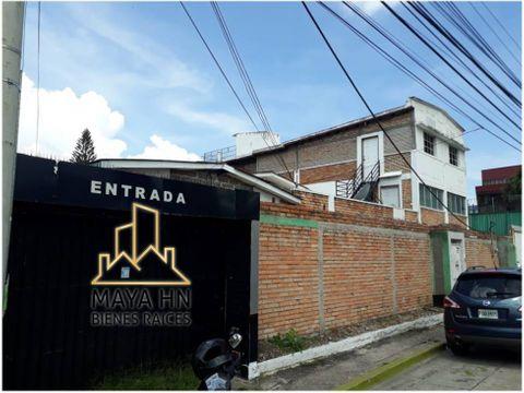 se vende casa en col palmira calle principal tegucigalpa