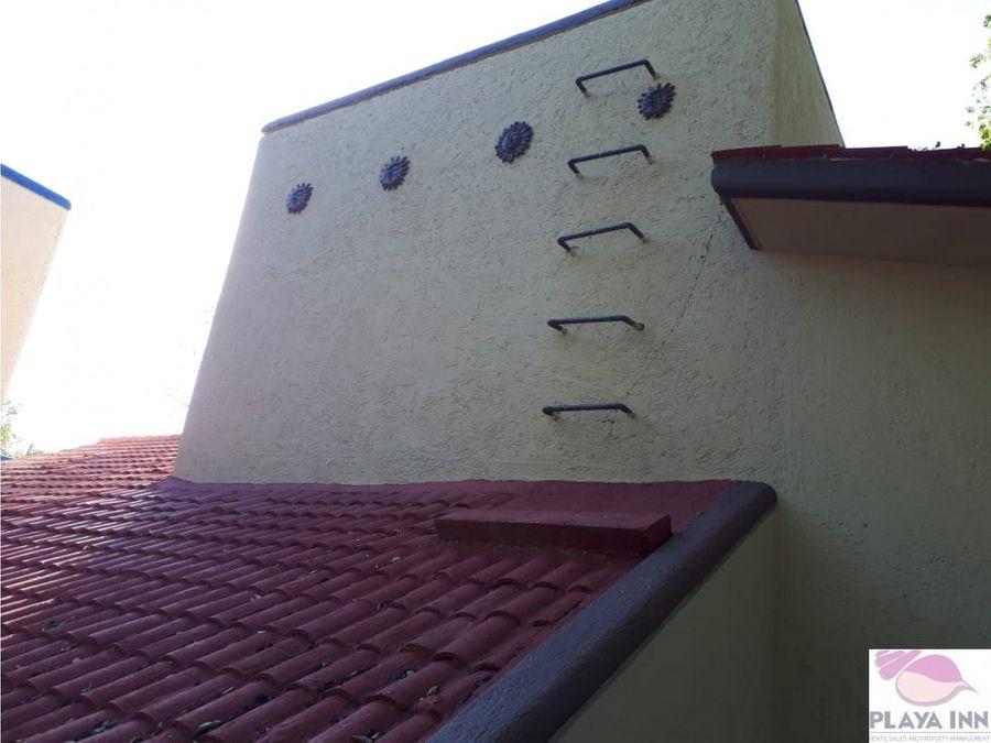 casa en residencial pakal dentro de playacar
