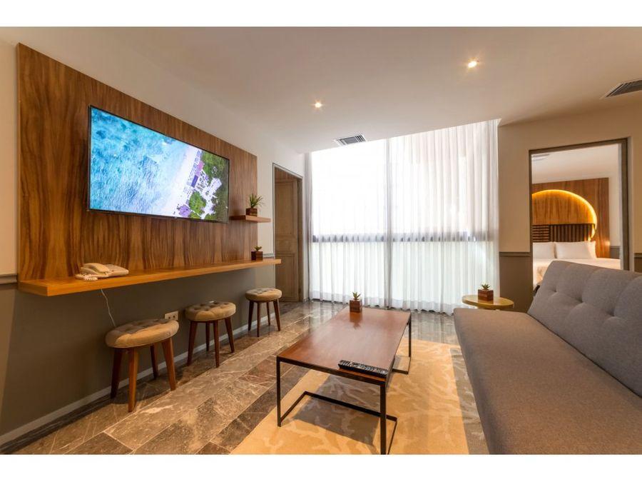 singular residencia y hotel