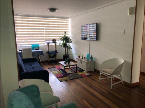 venta apartamento en chapinero alto