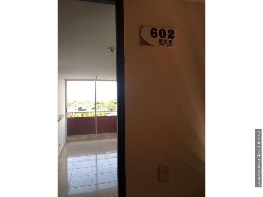 apartamento sur de armenia sector los naranjos