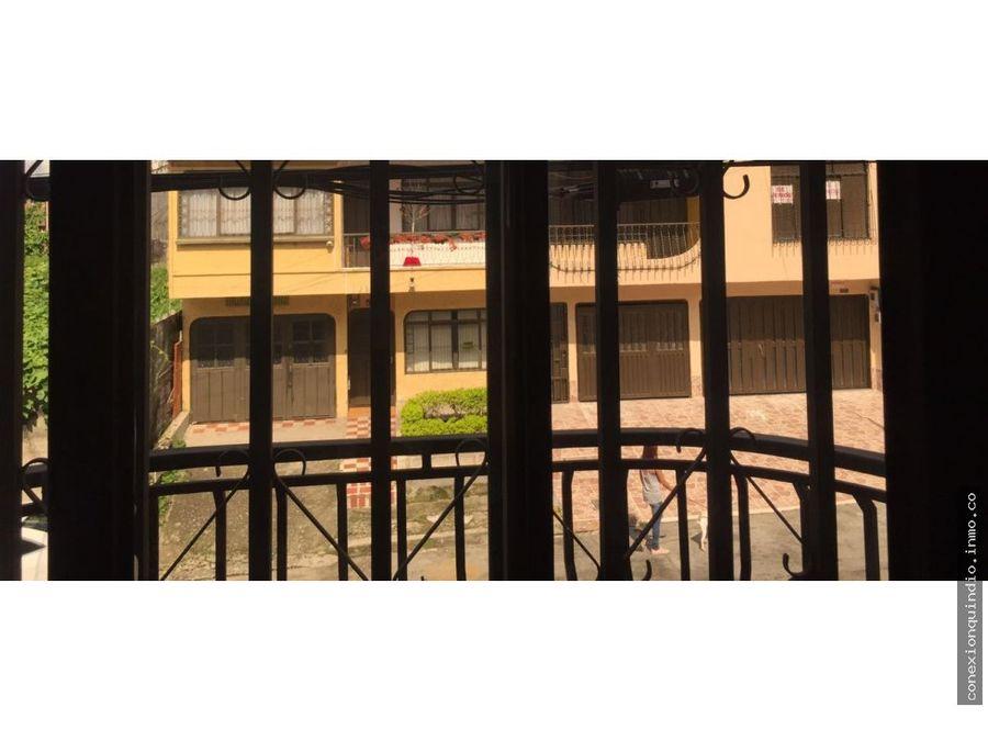casa centro de armenia barrio granada