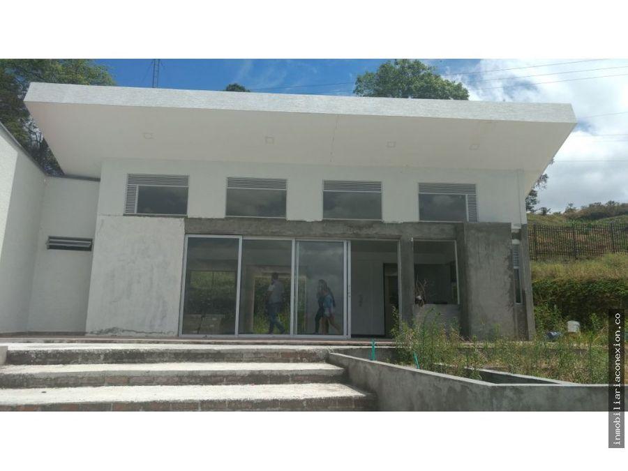 casa campestre via el caimo quindio