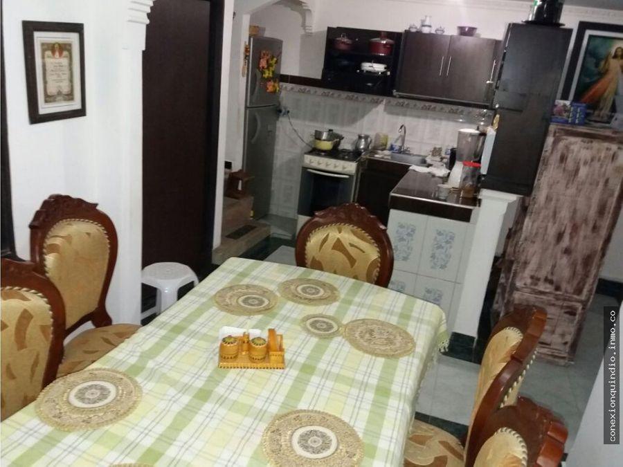 casa sur de armenia barrio la esmeralda