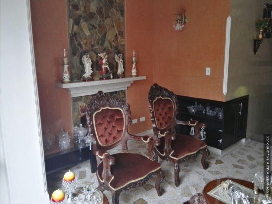 casa norte de armenia sector coinca