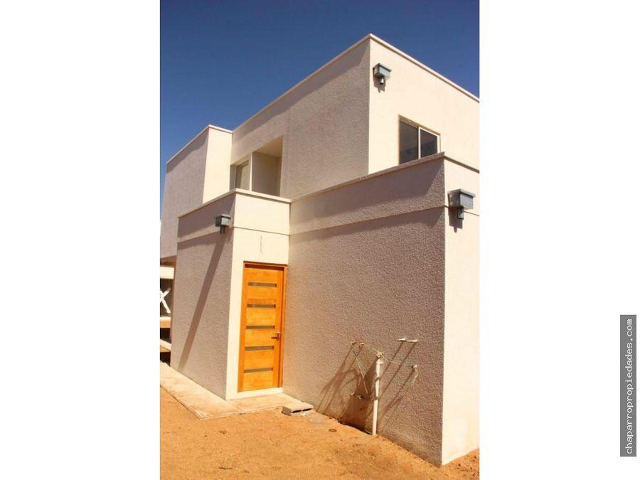 nuevo proyecto inmobiliario ubicado en villa alemana penablanca
