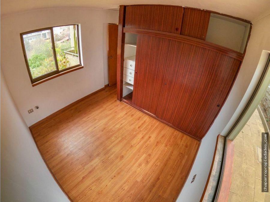 venta de acogedora casa en vina del mar alto