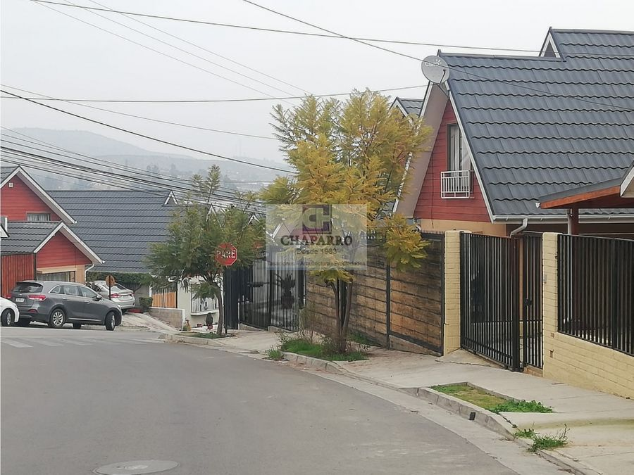 casa en venta la reserva penablanca