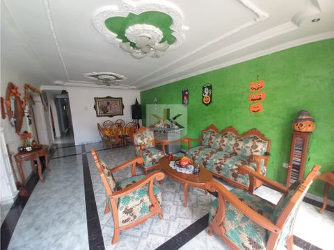 se vende casa en barrio recrero armenia
