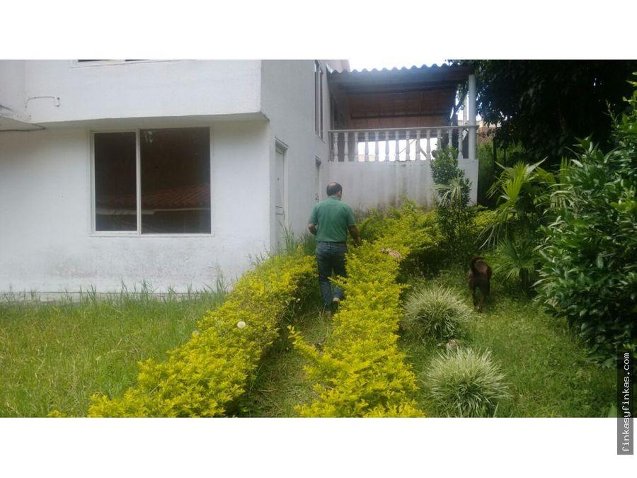 venta casa campestre por la crq