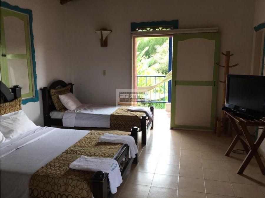 ventafinca hotel pueblo tapao turismo garantizado