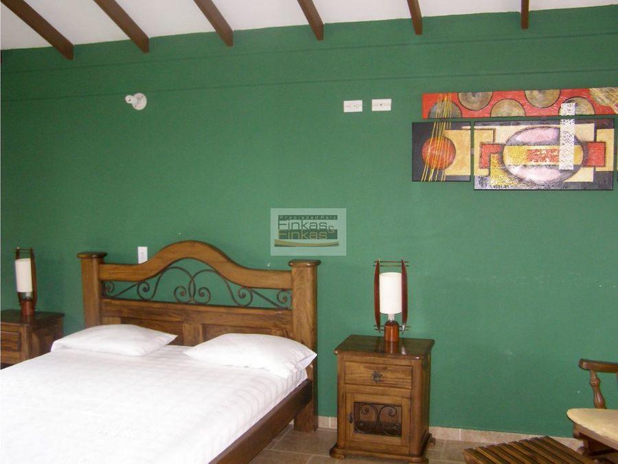 se vende hotel pueblo tapao
