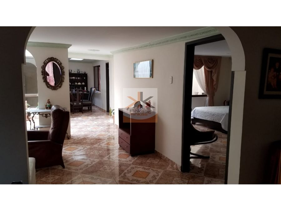 se vende casa sector norte de armenia