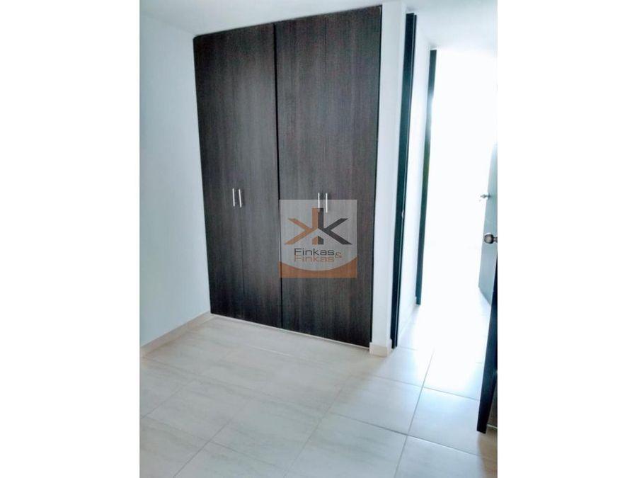 se vende apartamento en conjunto cerrado al sur de armenia