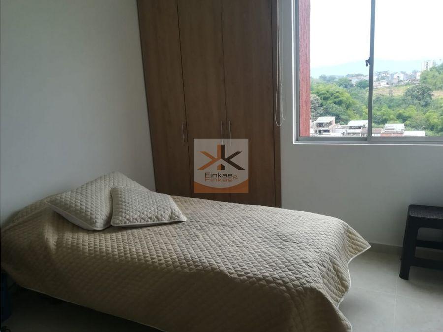 se vende apartamento sector occidente armenia