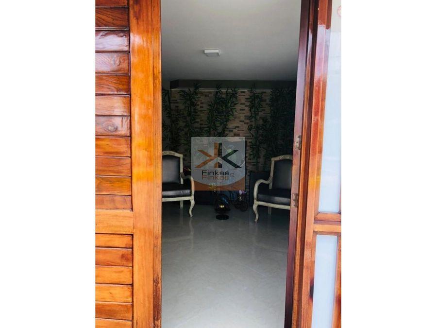venta puerta cerrada casa en condominio al norte de armenia