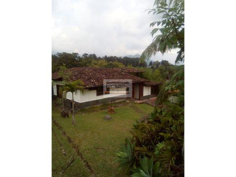 se vende casa campestre en bosques de toscana